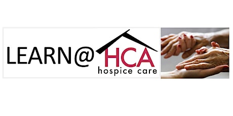 Learn@HCA #18: Creating more good days at the end of life tickets