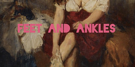 Learn to Draw Feet and Ankles in this Friendly Online Class! tickets