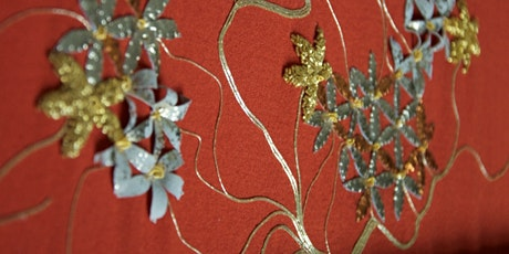 Goldwork Embroidery Workshop (Online) tickets