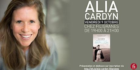 Rencontre avec Alia Cardyn billets