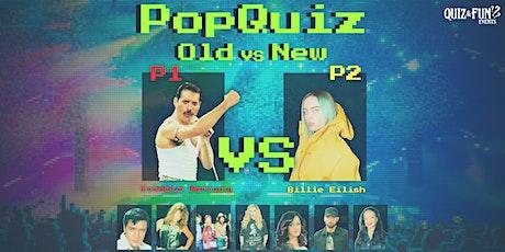PopQuiz, Old Vs New tickets