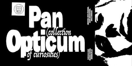 """PREMJERA: Audiovizualinis spektaklis """"Pan Opticum"""" tickets"""