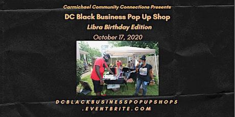 DC Black Business Pop Up Shop - Libra Birthday Edition tickets