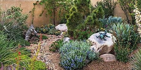 Droughtproofing your garden: an introduction to waterwise gardening tickets