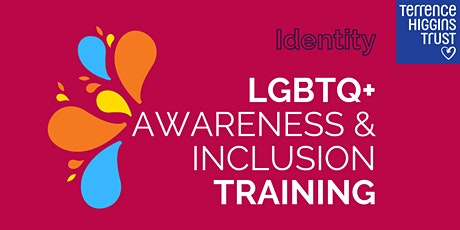 Copy of LGBTQ+ Awareness & Inclusion Training for Luton services tickets