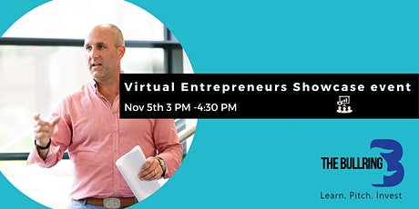 The Bullring Virtual Entrepreneurs Showcase tickets