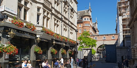 Bloody London: Historic Westminster Walking Tour tickets