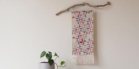 Clare Mazitelli Designs - Make an Embroidered Wall Hanging - Coffee & Cake tickets