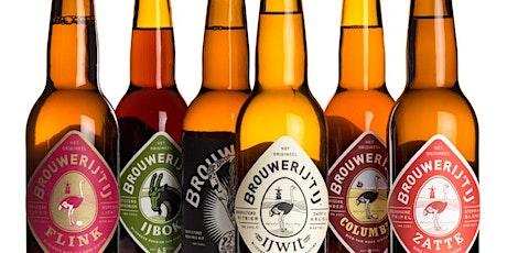 Beers at Brouwerij 't IJ tickets