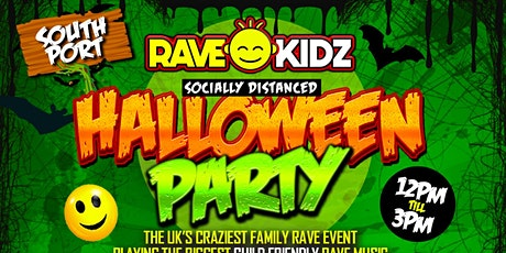 Rave Kidz Halloween Party - Southport tickets