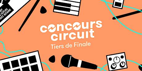 Tiers de Finale du Concours Circuit 2020 - Le Delta billets