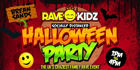 Rave Kidz Halloween Party - Brean Sands tickets