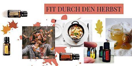 """Stammtisch im Oktober """"mit den Ölen durch den Herbst"""" tickets"""