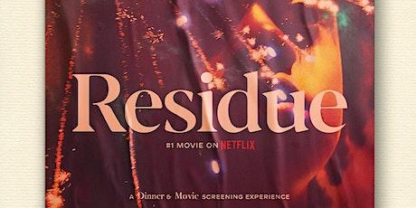 "HARLOT FRIDAYS ""RESIDUE"" Dinner & A Movie Party tickets"