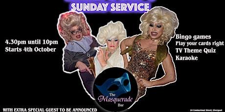 Linda Gold's SUNDAY SERVICE tickets