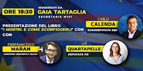 Milano-Bruxelles a/r con Calenda, Quartapelle e Maran biglietti