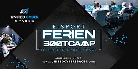 E-Sport Ferien Bootcamp tickets