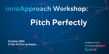innoApproach: Pitch Perfectly tickets