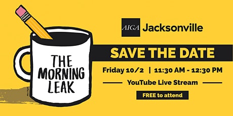 The Morning Leak - October 2020 tickets