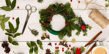 Make your own Christmas Wreath - Spruce up your front door! tickets