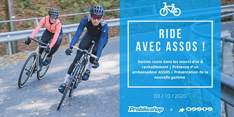 Ride avec ASSOS ! billets