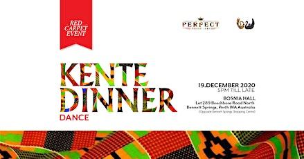 RED CARPET  KENTE  DINNER DANCE tickets