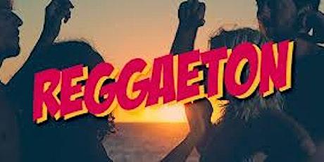 Reggaeton Dance Class tickets