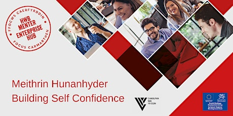 Meithrin Hunanhyder | Building Self Confidence tickets