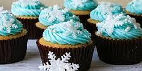 Winter Cupcake decorating workshop tickets