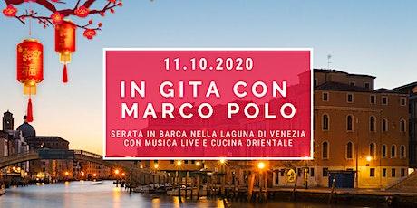 In gita con Marco Polo biglietti