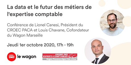 Conférence sur la Data et le futur des métiers de l'expertise comptable billets