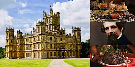 'From Dickens to Downton: The World of Victorian & Edwardian Food' Webinar tickets