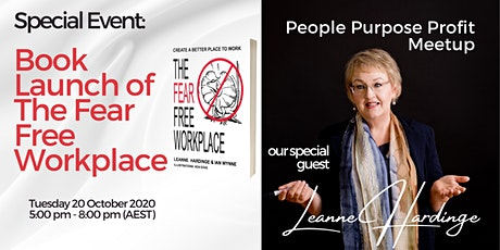 Special Event:  Book Launch of The Fear Free Workplace tickets