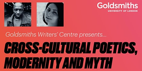 Cross-cultural poetics, modernity and myth tickets