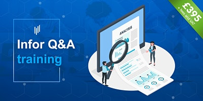 Infor Q&A training – Learn to build reports in Q&A using SunSystems data