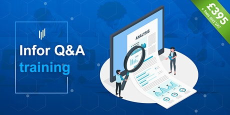 Infor Q&A training — Learn to build reports in Q&A using SunSystems data tickets