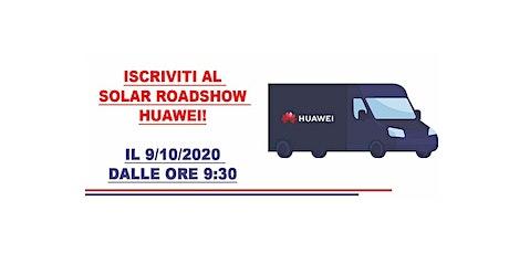 PROGRAMMA ROADSHOW con HUAWEI biglietti
