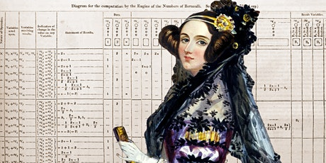 Time Machine Cafe: Ada Lovelace & the New Scientific World tickets