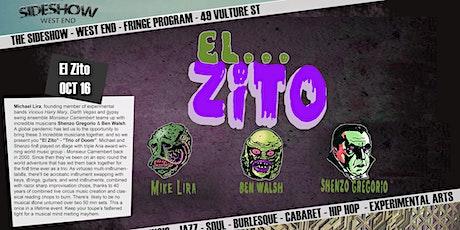 El Zito - Trio Of Doom tickets