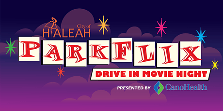 City of Hialeah Parkflix Drive-In Movie Night: Coco tickets
