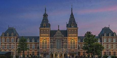 Visiting Rijksmuseum