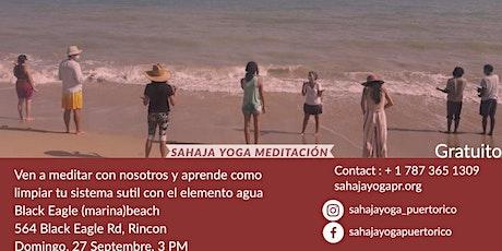 Sahaja Yoga en Rincón Meditación gratuita tickets