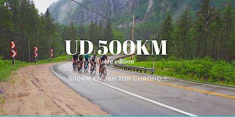 UD500 km 2e édition ! tickets