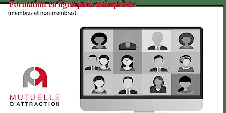 Mieux recruter en ligne et promouvoir sa marque-employeur (4 blocs) billets