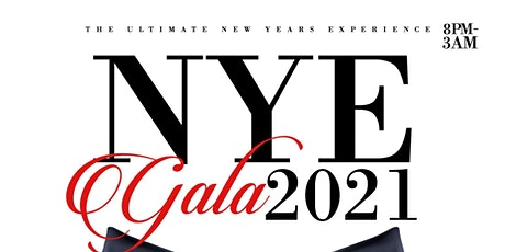 New Year's Eve Gala 2021 (Houston, TX) tickets