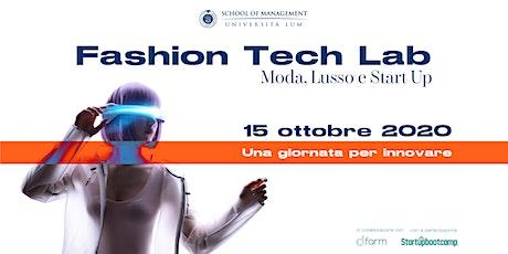 Fashion Tech Lab biglietti