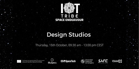 IoT Tribe Space Endeavour Design Studios #2 tickets