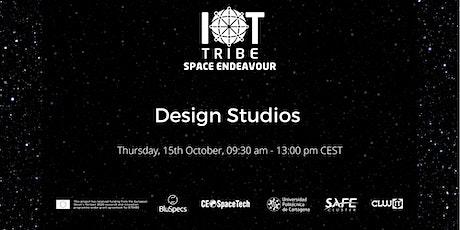 IoT Tribe Space Endeavour Design Studios #2 billets