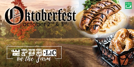 Oktoberfest on the Farm tickets