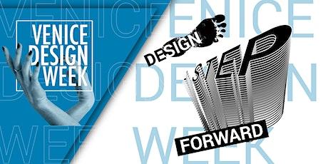 Venice Design Week Card 2020 biglietti